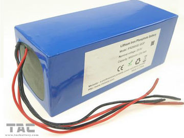 China LiFePO4 Battery Pack  25.6V  10AH  26650  8S3P for Electric Scooter supplier