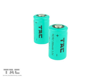 China 3.0V CR2 200mAh Lithium battery of LiFePO4 Battery Cell for Meridian Pen supplier