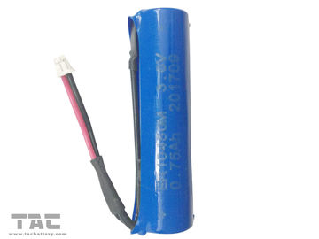 China Er14250 Lithium Battery 3.6 v  750mAh non rechargeable  For Electrinic Tag supplier