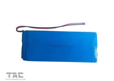 China Lithium ion polymer battery  0865155 3.7V 8000mAh Cells  For Wireless supplier