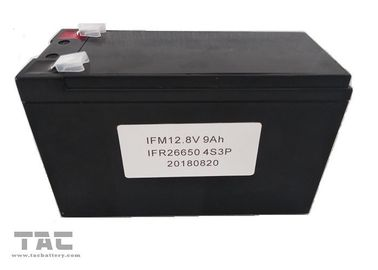 China Deep Cycle 12v Lithium Battery Pack Storage 9.9Ah Replace GEL Battery supplier