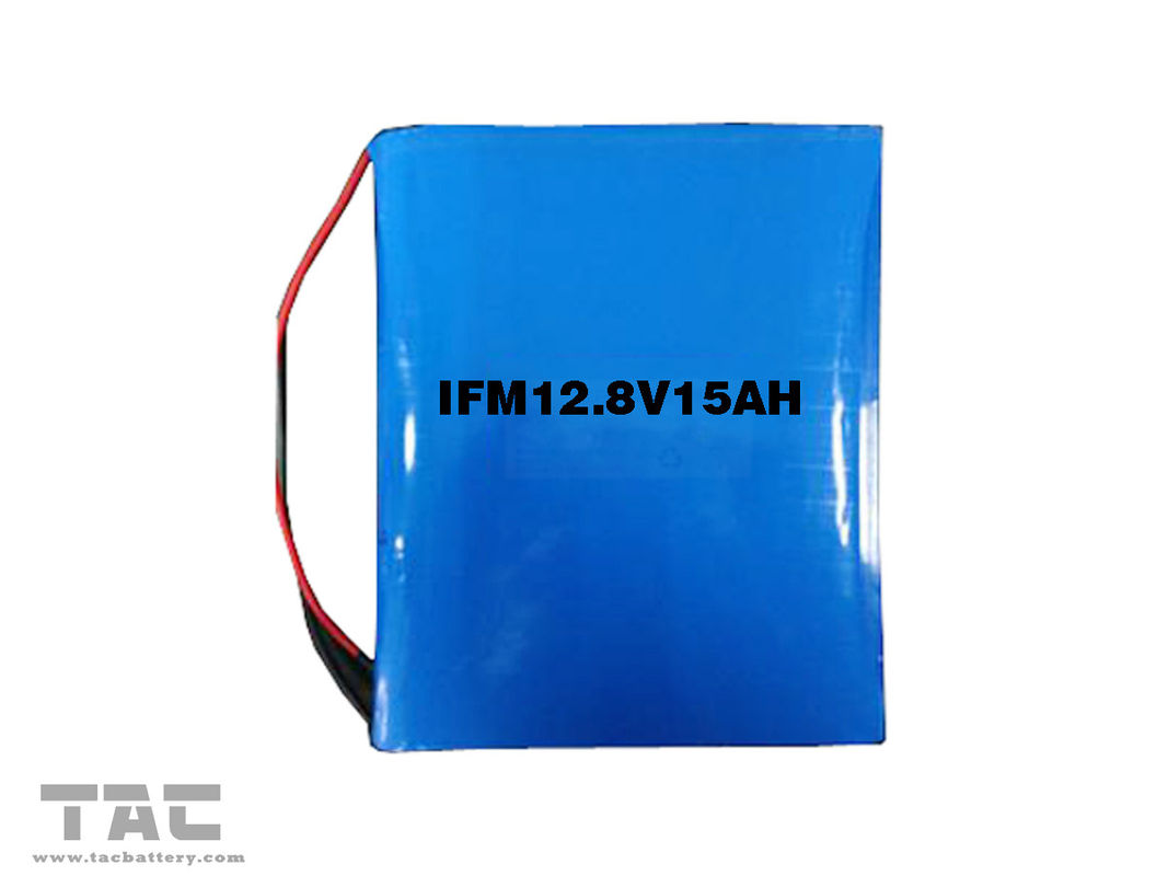 OEM / ODM 15Ah 12V LiFePO4 Battery Pack , Scooter / E Bike Lifepo4 Battery Pack