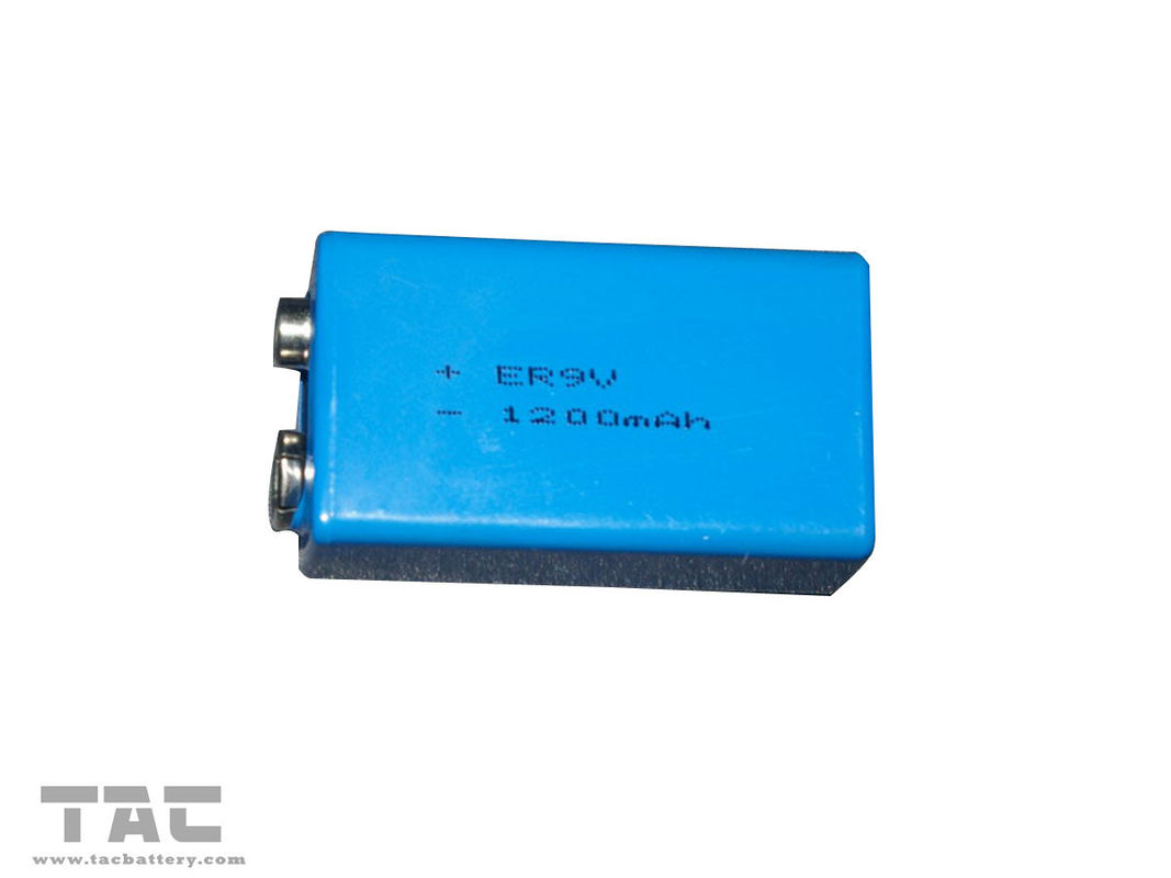 1200mAh 9V LiSOCl2 Battery Small Energy for Intelligent Water Meter