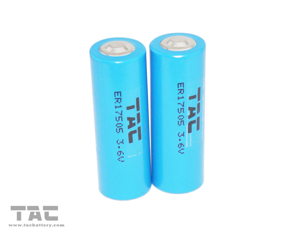 High Power 3.6V  LiSOCl2 Battery A  ER17505M with Low Internal Resistance