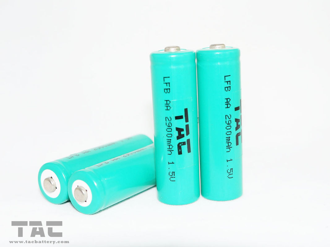 1.5V LiFeS2 AA 2700mAh Primary Lithium Iron Battery for Camera