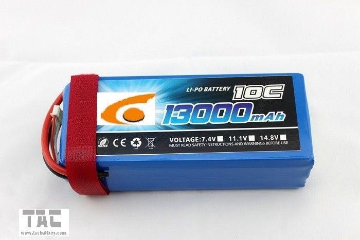 UAV RC Helicopter lithium polymer battery pack 11.1v 25C 8000mah 6484165