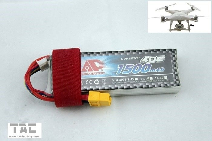 UAV Multirotor RC Car Lipo battery pack 3S  11.1v  70C 2200mah 803496