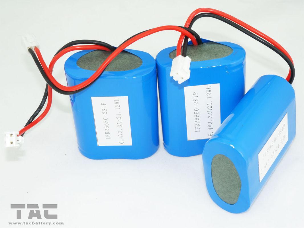 Po4 Charge: High Capacity 3.2v LiFePo4 Battery , Long Life Rohs Battery