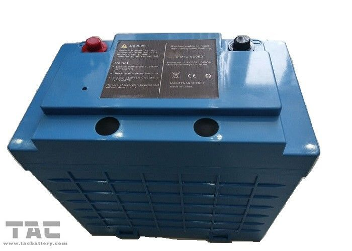 12V 60AH LifePO4 Battery Pack For Portable Back UP And Solar Production