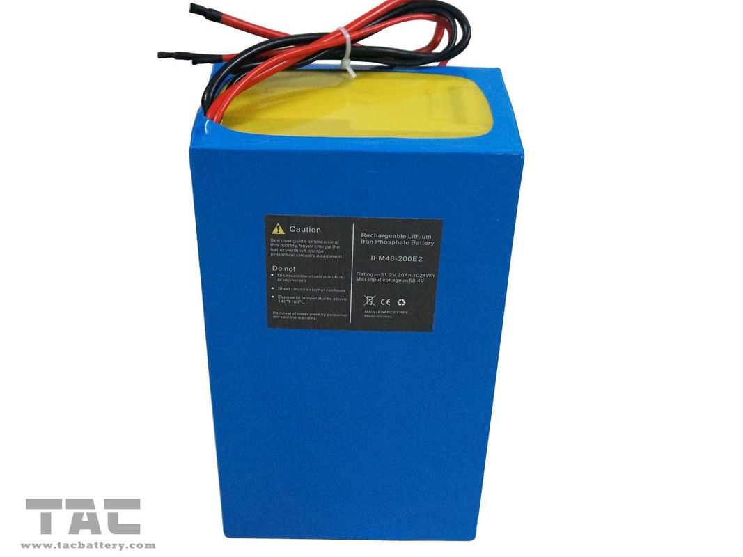 20ah Lifepo4 Electric Bike Battery Pack 48v Electric Car