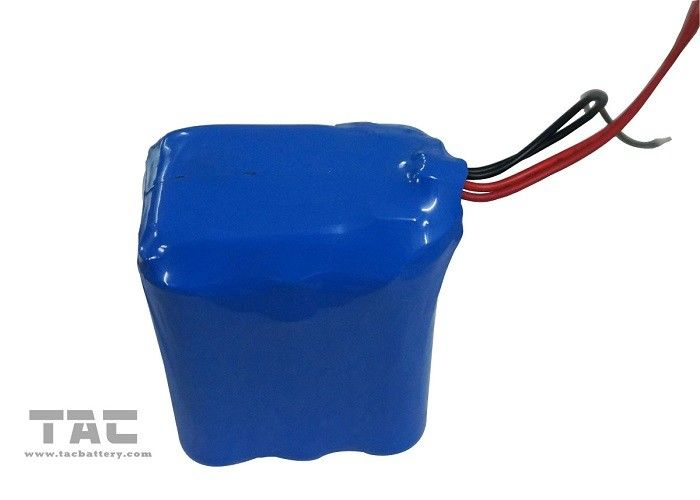 6.4V 6.6Ah Lithium Iron Phosphate / LiFePO4 Battery Pack for Solar Light