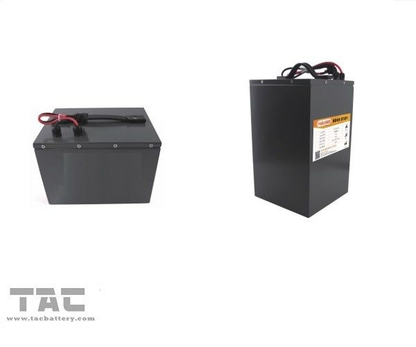 Metal Housing 60V 30AH Lifepo4 Battery Pack For Motor Tricycle Deep Circle