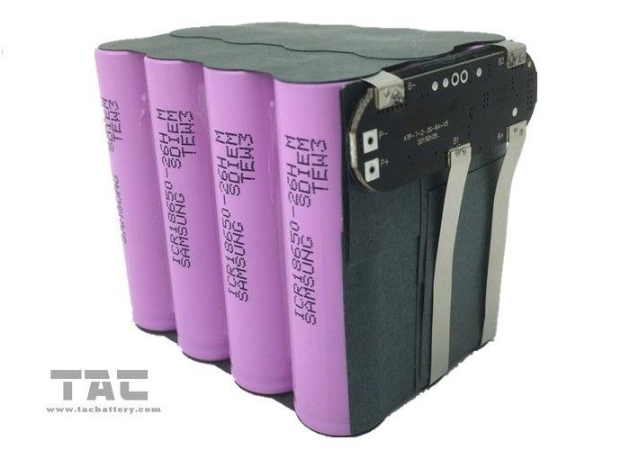 Lithium Ion Battery Pack  18650 14.8V 20Ah for Electronic Instruments
