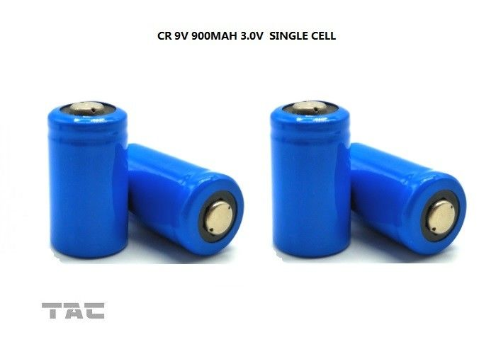 Light weight and high power 3 0V CR2 800mAh Li-Mn Battery with High