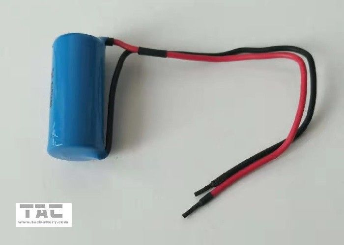 ER14335M 1350mAh 3.6Volt LiSOCl2 Battery Pack For Pressure Gage Of Coal Mine