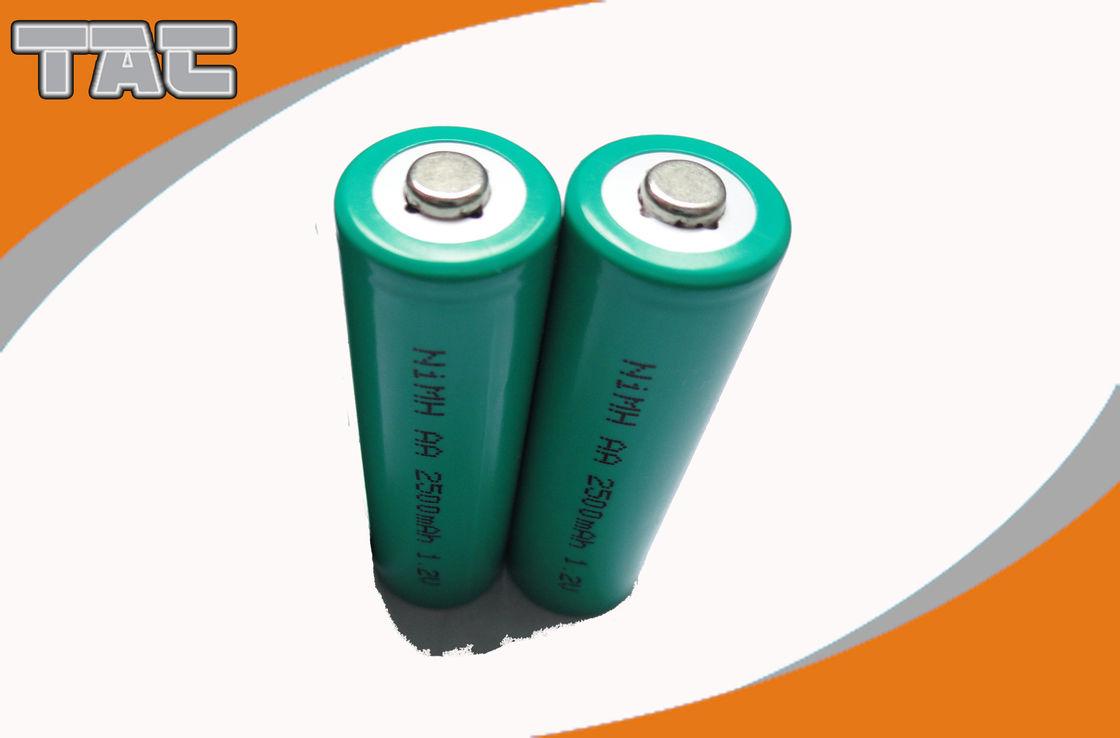 Nickel Metal Hydride Battery : Mah nickel metal hydride rechargeable batteries with