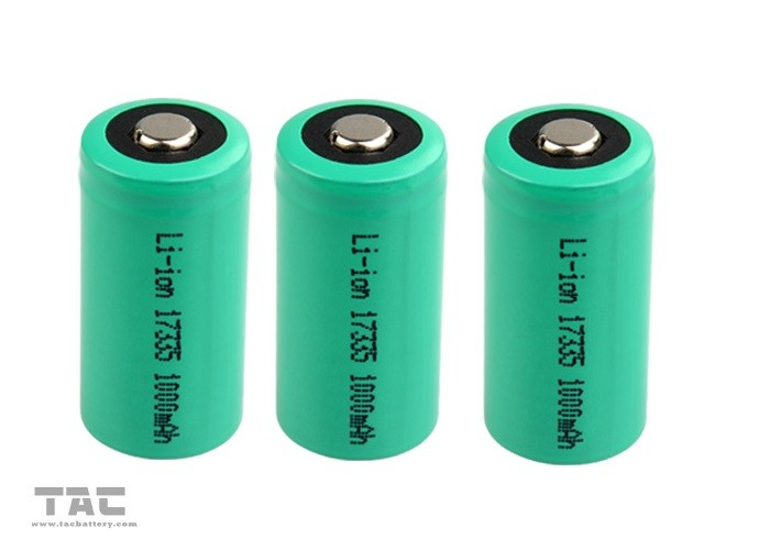 Lithium 1300mah CR123A Li-Mn Battery For Flashlight Camera Meter Remoter Shaver