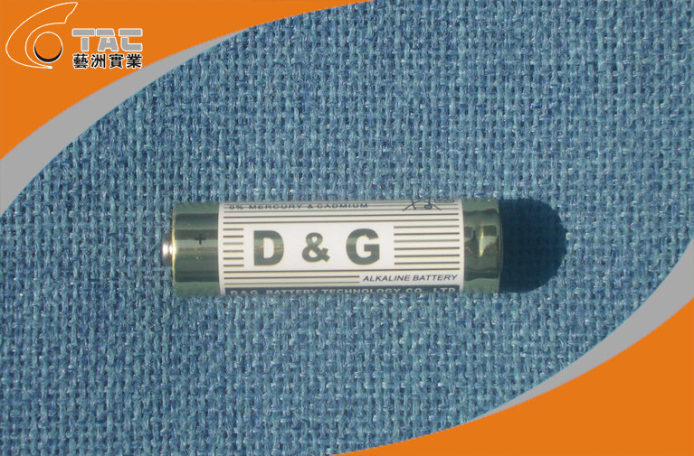 1.5V Alkaline Battery LR6  AA Dry Battery D.G Brand for TV-Remote Control