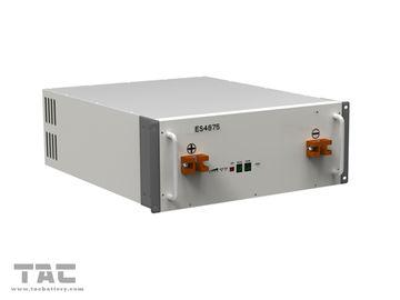 BIS / UN38.3 48V75Ah LiFePO4 Battery Pack For Communication Base Station