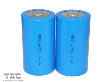 High energy density 3.6V Lithium  Battery of  ER34615 19000mAh for Alarm System