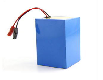 China 80AH 12v LiFePO4 Battery Pack For Solar LED Light 12 Months Warranty factory