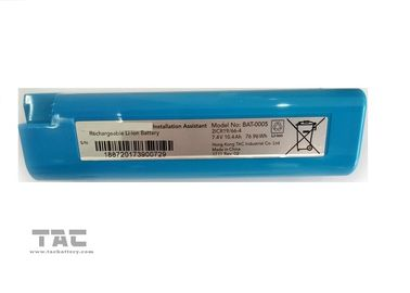 China 3.7V LG INR18650 Li-ion Rechargeable Battery 2S4P 7.4V10.4AH For Wireless factory