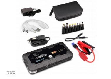 IEC Standard Portable Car Jump Starter 15000mAH For 12V Vehicle  With Led Light