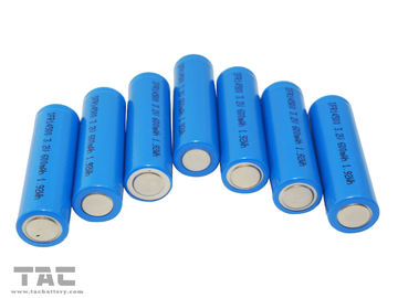 China Portable 3.2V LiFePO4 Battery 14500 500mAh Power Type For Grid Stabilization distributor