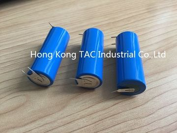 China Blue Jacket Non - Rechargeable Lithium Battery ER18505 3600mAh For Instrument factory