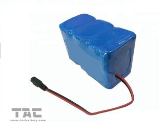 China 12V 24V LiFePO4 Battery Pack 18650 3.0AH For Tracking System With UL1642 factory