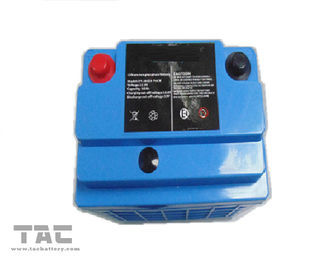 China Car Battery Pack / 110AH 12V LiFePO4 Battery Pack Replaceable Lead-acid factory