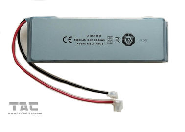 18650 Lithium Ion Battery Pack 14.8v 56ah With UL2054 For Street Lighting