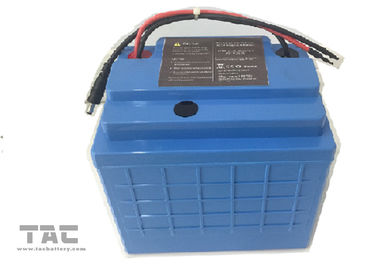 China PVC Housing 12V LiFePO4 Battery Pack 26650 36ah For Electrical Bike factory