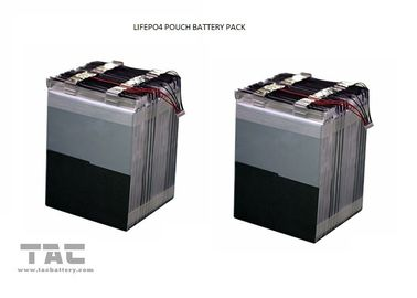 China 12Volt 100ah Lifepo4 Pouch Battery Pack For Energy Storage System 2000 Times Circle Life factory