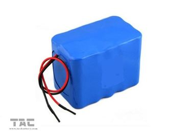 China 4500mah 12V LiFePO4 Battery Pack IFR18650 For Solar UPS With Connector factory