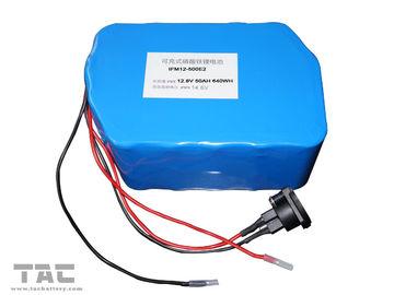 Street Lamp 50Ah 12V LiFePO4 Battery Pack