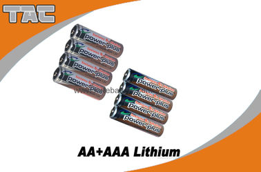 1.5V LiFeS2 AA 2700mAh Lithium Iron Battery for Camera