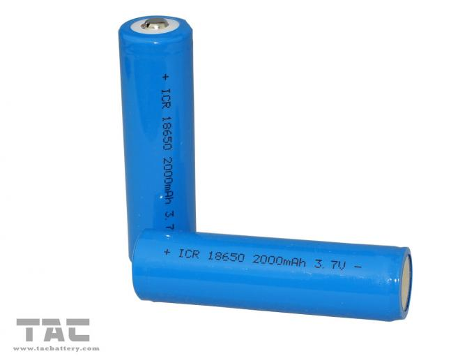 Philips Power Bank  3-5C 18650 Lithium Ion Cylindrical Batteries 3.7v  2200mAh