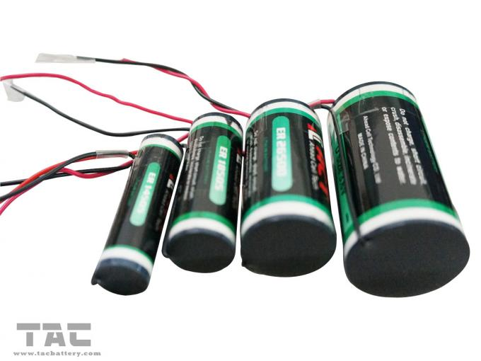 Energizer non-rechargeable 3.6V/A LiSOCL2 Lithium Batteries With Waterproof