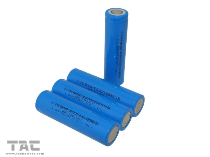 Rechargeable Lithium battery 18650 3.2V LiFePO4 Battery for power battery pack