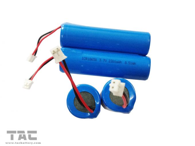 Panasonic rechargeable 3.7V 18650 Litjium ion battery for outdoor LED light
