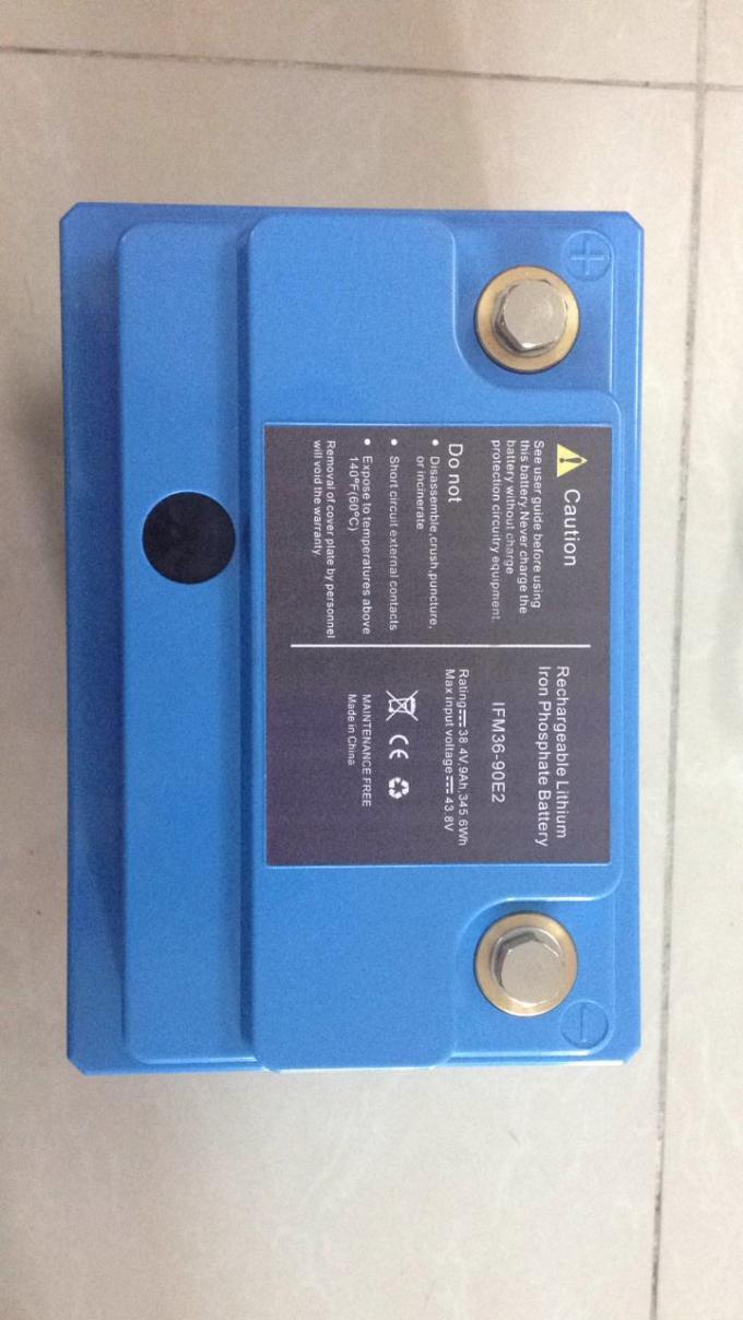 High Energy Density Lifepo4 Battery Pack 36v 9ah