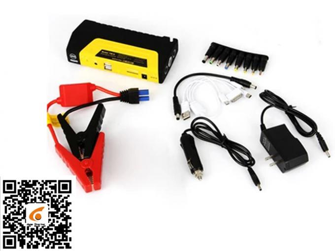 12V 16800mAh Auto super start battery jumper for Laptop / Mobile Phone .