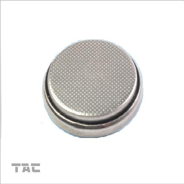 Lithium ion Button Cell For Blue Tooth Phone , Lithium Coin Cell Battery