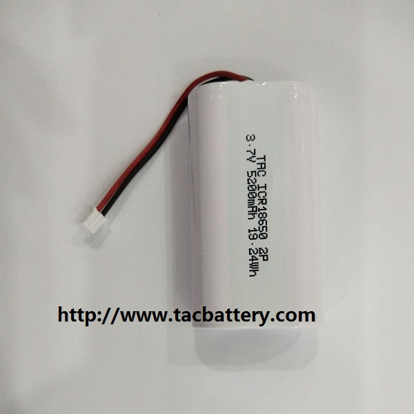 AA Lithium Ion Cylindrical Battery 14500 800MAH 3.7V For Clipper and Massage Device