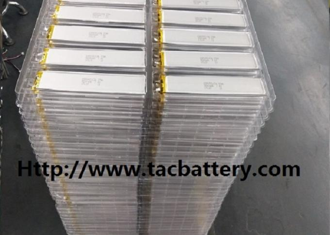 Rechargeable Lithium-ion 3.7V  Battery Cell 1055275 20Ah For Power Bank