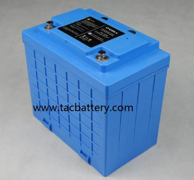 Llithium Iron Phosphate Battery 12v 40AH PACK  For Medical Carts