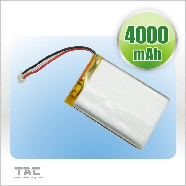 Polymer Lithium Ion Batteries for Vidicon Camera GSP053040 3.7V 580mAh