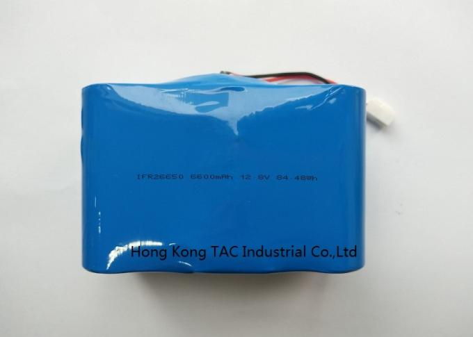 Deep Circle Battery LifePO4 26650 6.6AH for Intelligent Vacuum Cleaner
