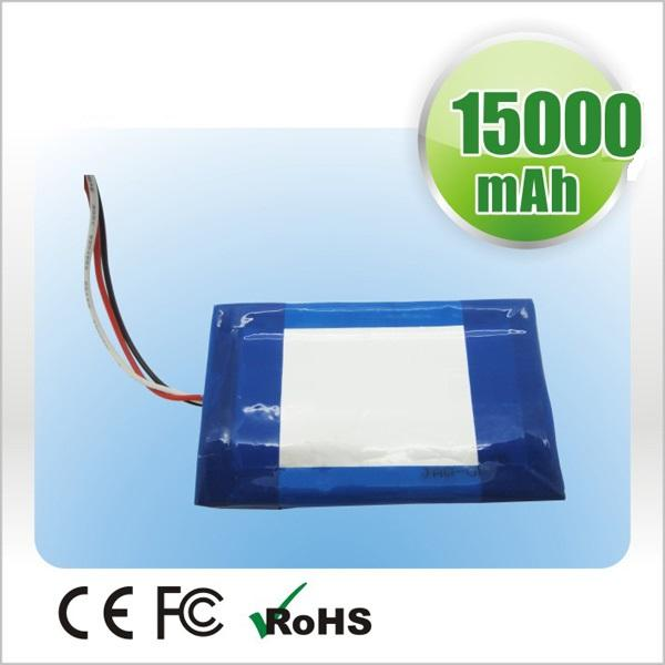 3.2V LiFePO4 Battery 11585135 10000mAh LiFePO4 Cells for Electric Motor